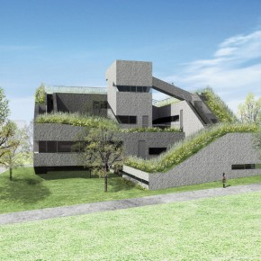 Mass Studies 44  40 Revolutionary Housing Concepts from Ordos 100  Wallpaper 10