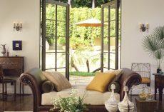 20 Mediterranean Home Living Design Ideas