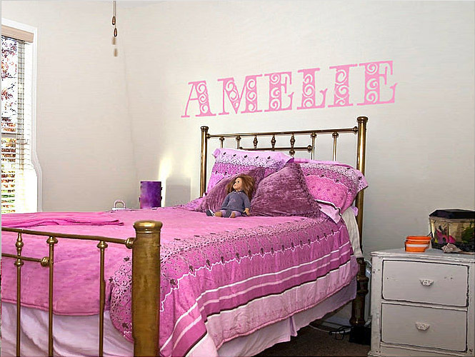 Decoration Ideas for Kids Wall Stickers