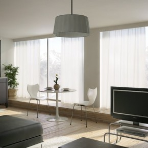 Open Plan Liviing Space 665x498  Rendered Minimalist Spaces by Rafael Reis  Pict  13