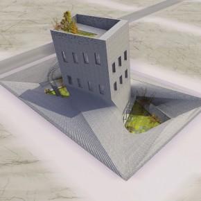 Preston Scott Cohen 36  40 Revolutionary Housing Concepts from Ordos 100  Wallpaper 29