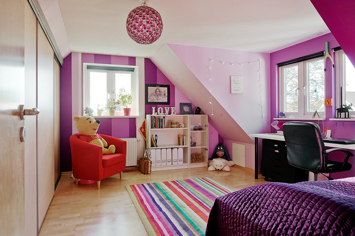 25 Amazing Colorful Kids Rooms