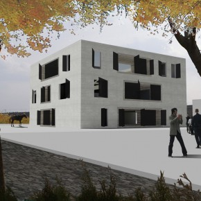 Rintala Eggertsson Home 15  40 Revolutionary Housing Concepts from Ordos 100  Pict  17