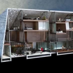 Rojkind Arquitectos 42  40 Revolutionary Housing Concepts from Ordos 100  Wallpaper 35