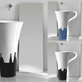 Silhouette Design Basins  Unique Bathrooms by ArtCeram  Wallpaper 8