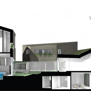 Slade Architecture 40  40 Revolutionary Housing Concepts from Ordos 100 Photo  33