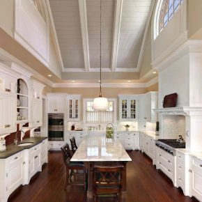 20 Ideas for Kitchen Ceilings | Interior Design Center Inspiration