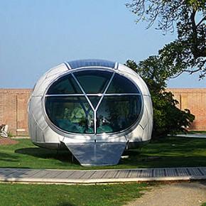 SNAG 00011  Futuristic Pod House Concept  Wallpaper 10
