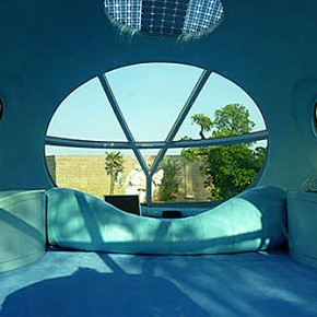 SNAG 00092  Futuristic Pod House Concept Photo  1
