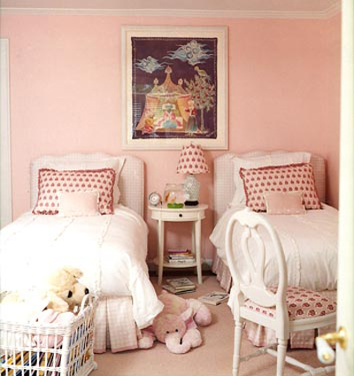 25 Cute Little Girl Room Designs