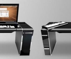 Ultimate Computer Desk 582x243  11 Modern Minimalist Computer Desks  Image  20