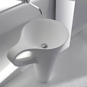 White Coffee Cup Basin  Unique Bathrooms by ArtCeram  Picture  6