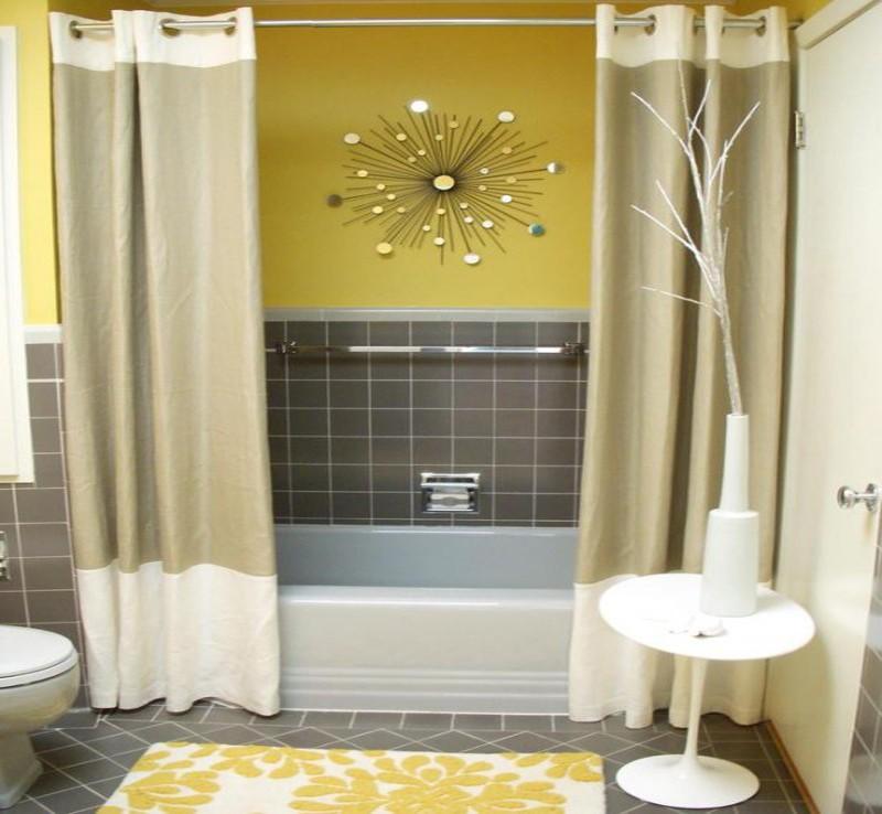 enchanting light yellow bathroom   yellow-bathroomyellow-bathroom-vibrant-light-yellow ...